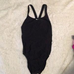 Nike one piece bathing suit
